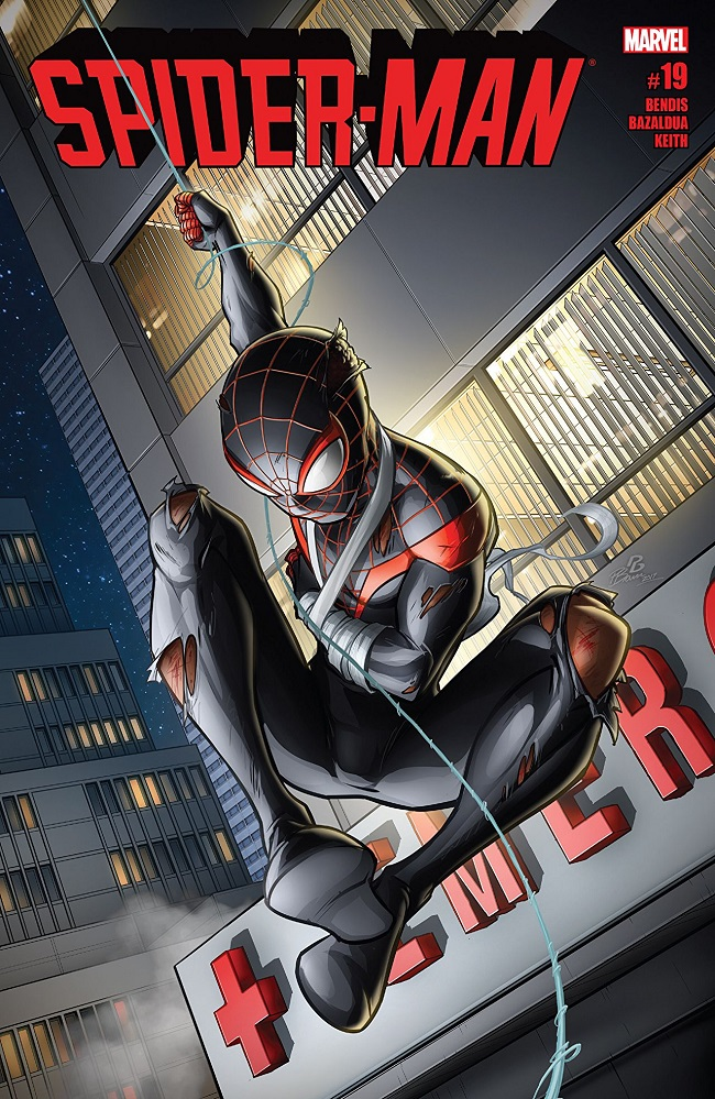 Ultimate Spin – The Spider-Man fan podcast for Miles Morales